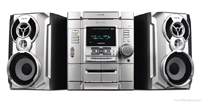 Sony Mhc-rg110 - Manual