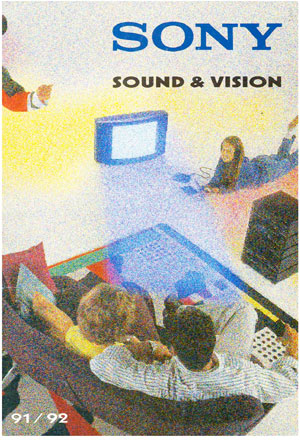 Sony Sound and Vision
