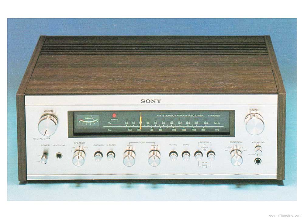 sony str 7025 manual am fm stereo receiver hifi engine rh hifiengine com Sony Shelf Stereo Systems sony str-de597 stereo receiver manual