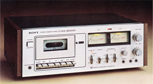 Sony TC-206SD