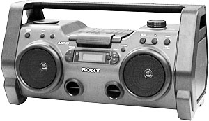 Sony ZS-H20CP