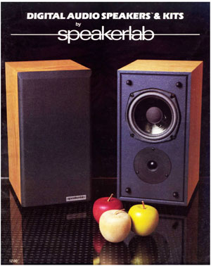 Speakerlab Digital Audio Speakers