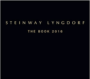 Steinway Lyngdorf The Book