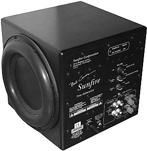Sunfire True Subwoofer