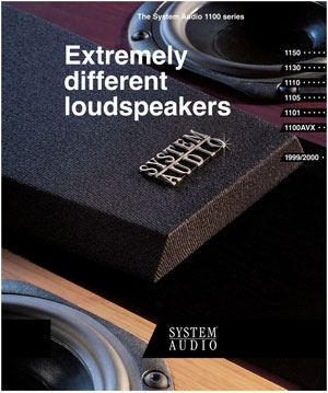 System Audio 1100 Series