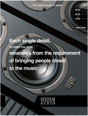 System Audio 70 Series