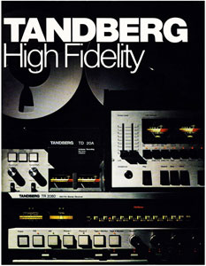 Tandberg High Fidelity 1977-1978