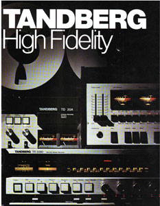 Tandberg High Fidelity 1978-1979