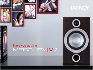 Tannoy Mercury V Series