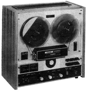 TEAC A-4070G - Manual - Stereo Tape Recorder - HiFi Engine