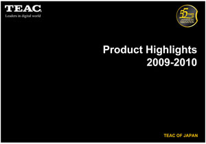 TEAC Product Highlights