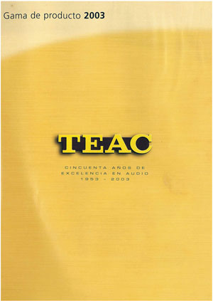 TEAC Products