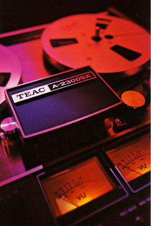 TEAC Tape Recorders
