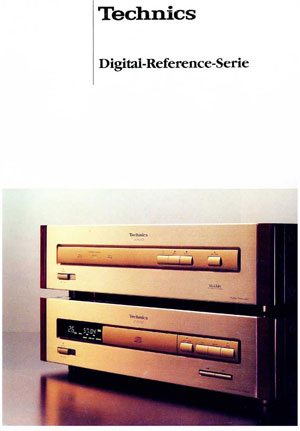 Technics Digital Reference Series