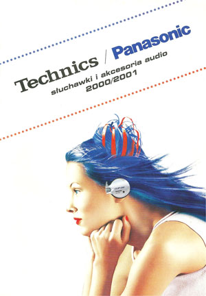 Technics Headphones and Audio Accessories