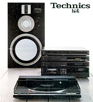 Technics HiFi - Component Catalogue - HiFi Engine