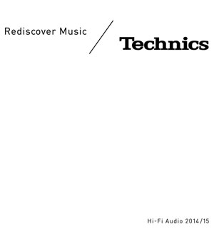 Technics HiFi Audio