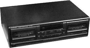 Technics Rs Tr180 Manual Stereo Cassette Tape Deck