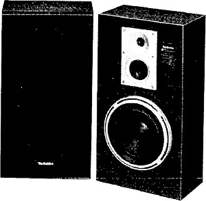 Technics SB-2133 - Manual - 3-Way Loudspeaker System - HiFi Engine