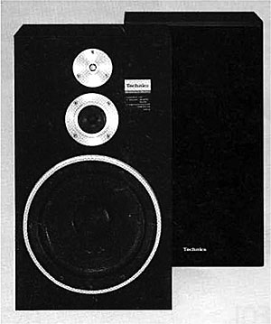 Technics SB-3170 - Manual - Loudspeaker System - HiFi Engine
