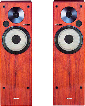 Technics SB-T10 - Manual - Loudspeaker System - HiFi Engine