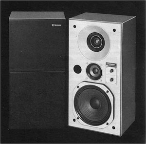 Technics SB-X3 - Manual - Linear Phase Speaker System - HiFi Engine
