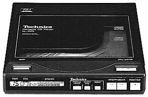 Technics SL-XP5