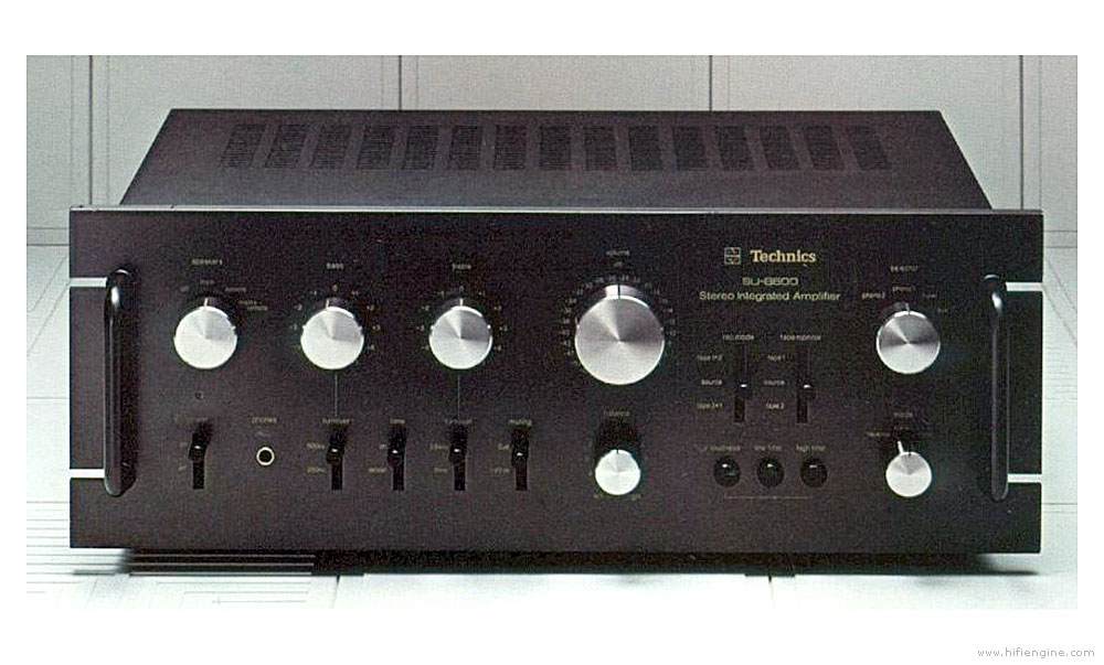 Image result for Technics SU-8600