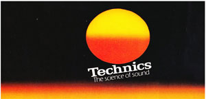 Technics The Science of Sound