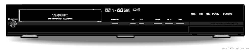 Toshiba Rd-97dt - Manual - Hdd  Dvd Recorder