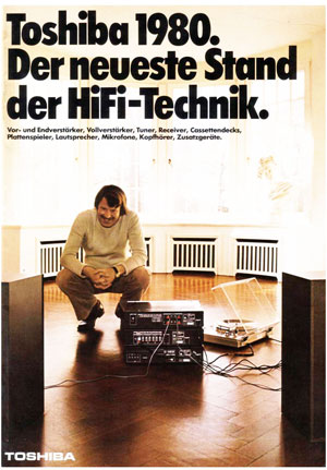 Toshiba The Latest State of The Art HiFi