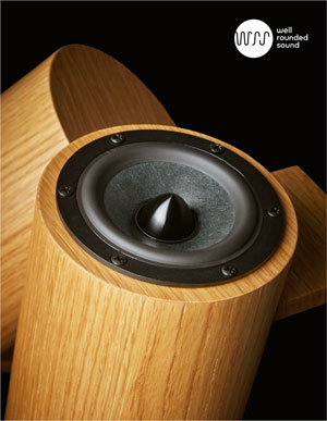 Well Rounded Sound Loudspeakers
