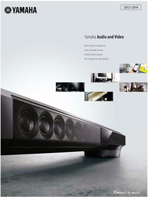 Yamaha Audio and Video