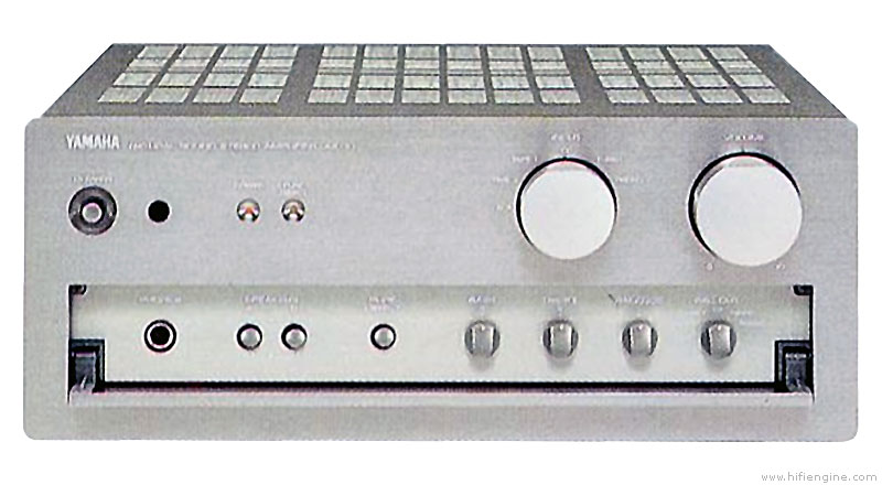 yamaha ax 10 manual stereo integrated amplifier hifi. Black Bedroom Furniture Sets. Home Design Ideas