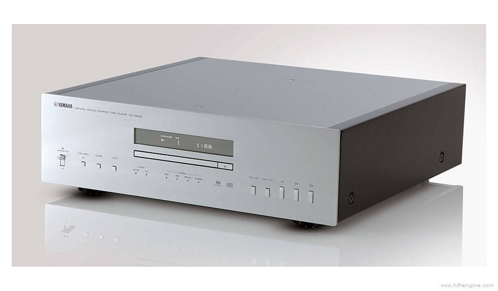 yamaha cd s2100 manual compact disc player hifi engine. Black Bedroom Furniture Sets. Home Design Ideas