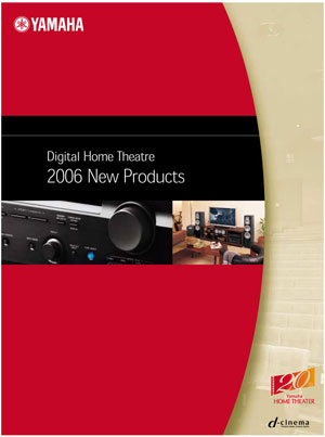 Yamaha Digital Home Theater