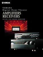 Yamaha Digital Home Theater 1999