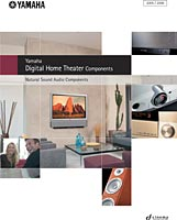 Yamaha Digital Home Theater 2005-2006