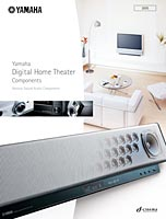 Yamaha Digital Home Theater 2005