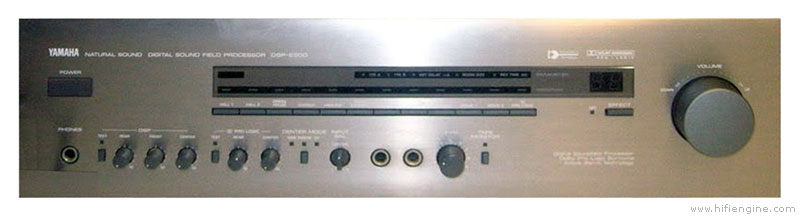 Yamaha Dsp Edigital Sound Processor