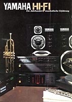Yamaha HiFi - Product Catalogue - HiFi Engine