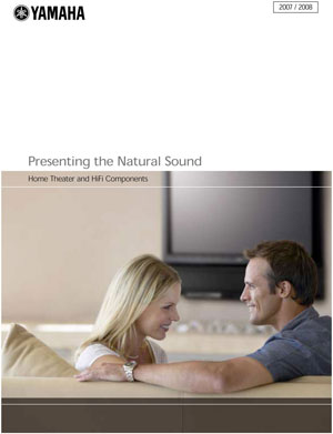Yamaha Home Theater and HiFi