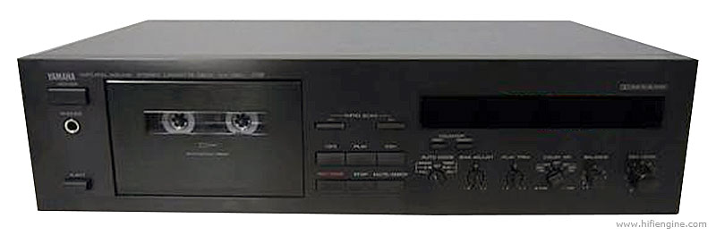 Yamaha Kx 330 Manual Stereo Cassette Deck Hifi Engine
