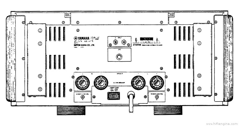 yamaha mx-1000 manual