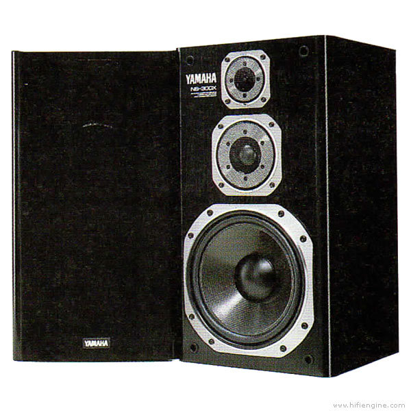 yamaha ns 300x manual loudspeaker system hifi engine. Black Bedroom Furniture Sets. Home Design Ideas