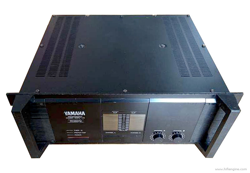 Yamaha pc2602m manual professional stereo power for Yamaha thr amp
