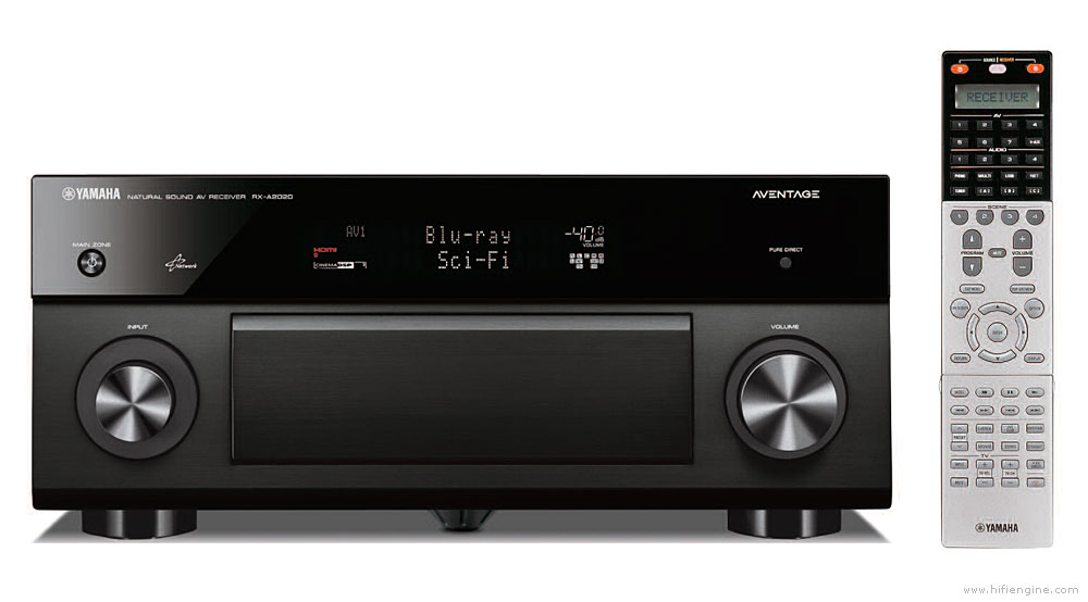 Yamaha rx a2020 manual audio video receiver hifi engine for Yamaha rx a2010 specs