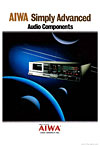 aiwa audio components cover