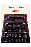 akai reference master cover