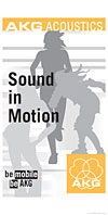akg sound in motion cover